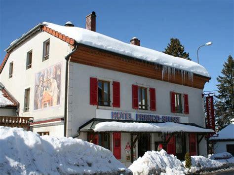 chambre franco suisse hôtels nyon st cergue tourisme suisse