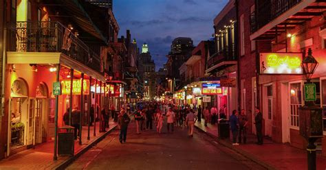 bourbon street facts thrillist