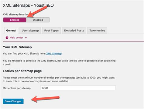 Yoast Seo Sitemap Your Ultimate Guide