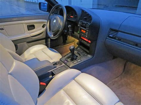 interieur cuir bmw e36 cuir e36 cabriolet