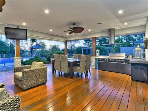 Patio Flooring Ideas Australia by 17 Best Ideas About Outdoor Entertainment Area On