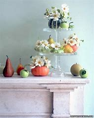 Martha Stewart Fall Wedding Centerpiece
