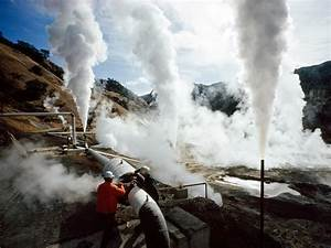 Can Geothermal Energy Pick Up Real Steam