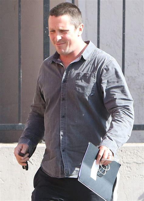 Christian Bale Sure Looking Like Dick Cheney Neogaf