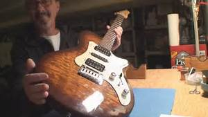 Godin Sd Xt Guitar Wiring Mystery