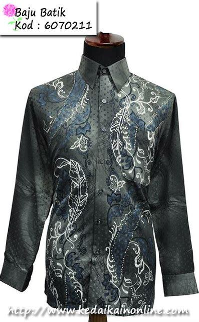 baju batik lelaki 6070211 koleksi baju batik lelaki baju