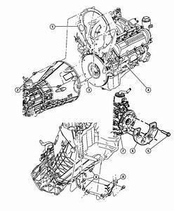 Jeep Liberty Damper  Damper Assembly  Manual Transmission