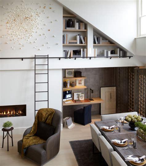 espace bureau dans salon 12 idées pour aménager un bureau dans salon femme