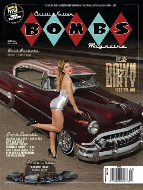 issue  fall  bombs magazine