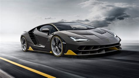 2017 Lamborghini Centenario Wallpapers
