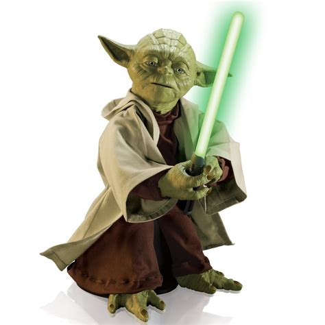 star wars legendary jedi master yoda  shipped reg