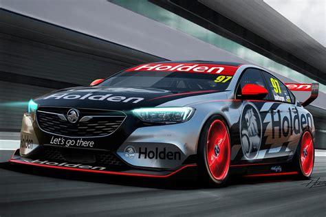 holden tests supercars turbo v6