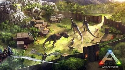 Ark Background Survival Evolved 1080p Wallur 1920