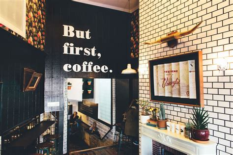 Check out their menu for some delicious coffee. Stylish Alfred Coffee Is Heading to Studio City, Eyeing Beverly Hills Next - Racked LA