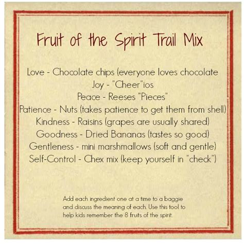 fruit of the spirit printables plus an activity keeplets