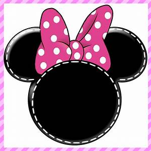 Minnie Mouse Rosa Kit Imprimible completo + Candy Bar Fiesta Imprimible