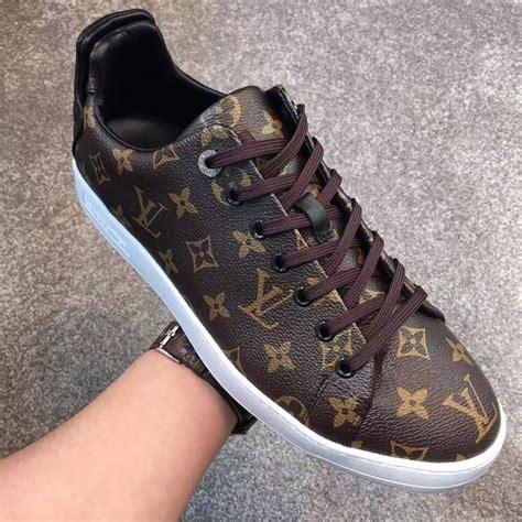 lv frontrow mens shoes louis vuitton sneakers sneakers men fashion comfortable black shoes
