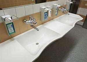 Franke Waschbecken Reinigen : waschtische f r hohe hygienische anforderungen bad und sanit r news produkte baunetz wissen ~ Markanthonyermac.com Haus und Dekorationen