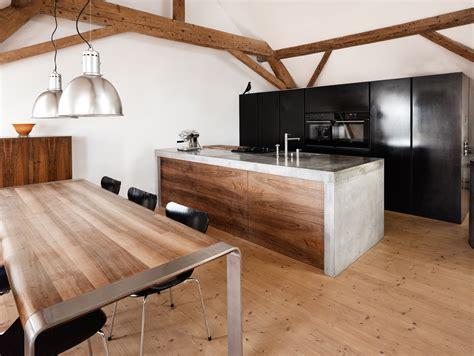 Design Aus Beton by Beton Design Erobert Die K 252 Che Bild Presseportal
