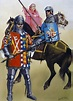 """The Hussite Wars, 1419 - 1436"" • Cardinal Henry Beaufort ..."