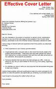 How To Write An Effective Cover Letter Business Letter Examples Resumes General Objectives For A Resumes Movie Resumes Entry Level Writing A Formal Request Letter Sample Sample Resume Cover Letter For Teacher