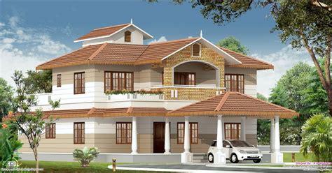 2700 Sqfeet Kerala Home With Interior Designs  Kerala