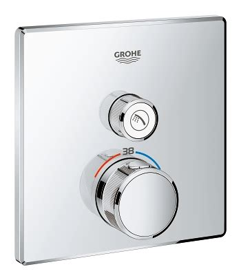 shower faucet valve included grohe grohtherm smartcontrol thermostat for concealed