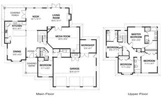 architectural floor plan gallery for gt modern architectural plans