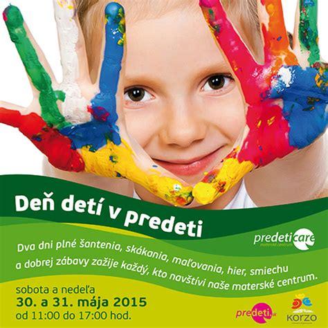 Deň detí v predeti   SDEŤMI.com
