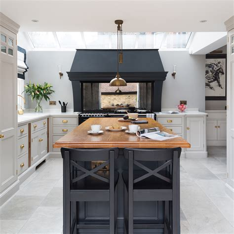 kitchen island with seating area bespoke kitchen blackheath