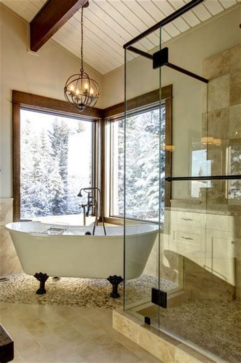 rustic   tub chandelier google search dream