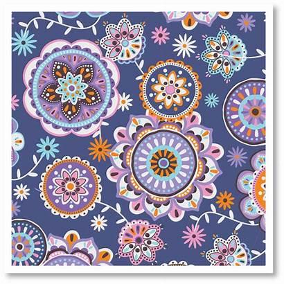 Asian Pattern Inspired Emily Patter Kiddy December
