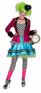 Hutmacher Alice Im Wunderland : verr ckter hutmacher kost m damen alice im wunderland mad ~ Watch28wear.com Haus und Dekorationen