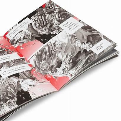Graphic Printing Manga Novel Indie Printninja Self
