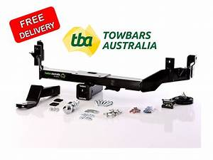 Holden Captiva Wagon Complete Heavy Duty Towbar Including