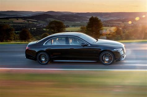 The mbux display has 50% faster processing power. 2021 Mercedes Benz S-Class revealed globally; safety, comfort, technology and luxury loaded ...
