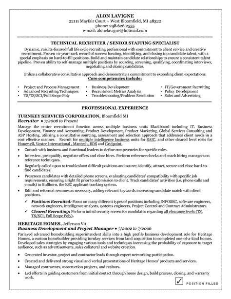 Technical Resume Tips by Technical Recruiter Tips Resume