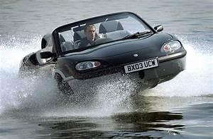 Cars Series  Aquatic Car Design   Water Cars  Modifications