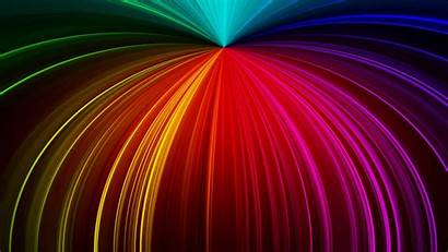 4k Colorful Abstract Waterfall Wallpapers Neon Resolution
