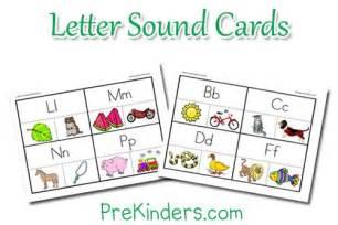 Printable Letter-Sound Cards
