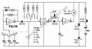 Tester Circuits  U2013 Page 21  U2013 Circuit Wiring Diagrams
