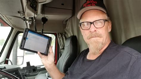 indiana jack installs   truckin eld device