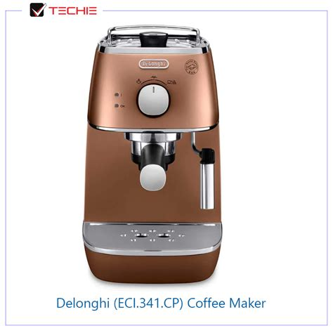 With these vending machine you can also include an assortment of other hot beverages and alternatives, not just coffee. Delonghi (ECI.341.CP) Coffee Maker Price And Full Specifications - Techie