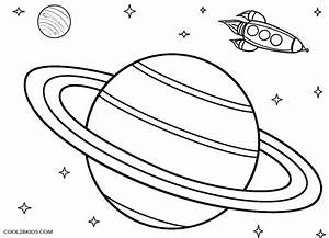 Saturn Planets Coloring Pages 30882, - Bestofcoloring.com