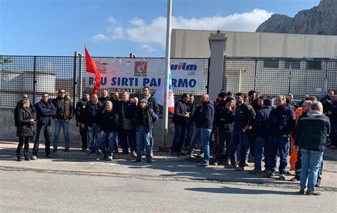 Cgil Sede Nazionale by Fiom Cgil Nazionale Sirti Sciopero Nella Sede Di Carini