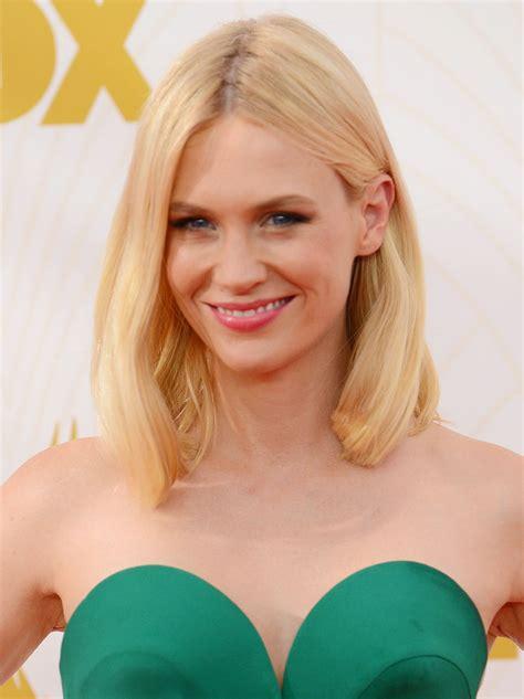 January Jones – 2015 Primetime Emmy Awards in Los Angeles ...
