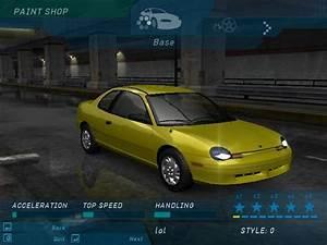 Igcd Net  Dodge Neon In Need For Speed  Underground
