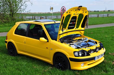 Peugeot 106 Gti 1999 Pictures