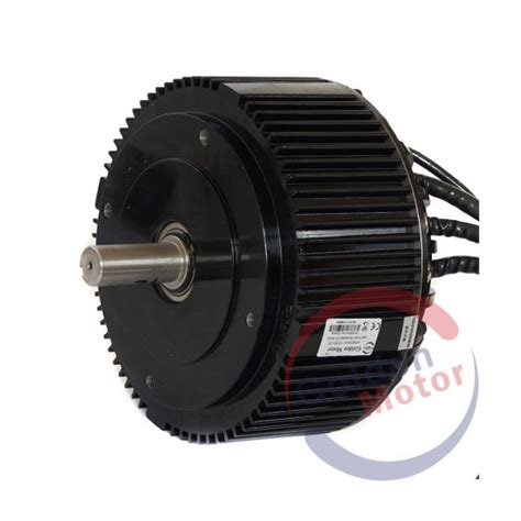20kw Electric Motor by China Ce 3kw 5kw 10kw 20kw Light Weight Electric Brushless