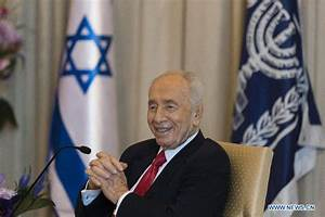 Israeli president says no alternative to peace with ...